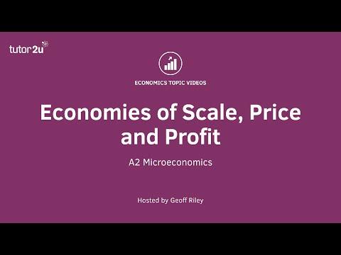 Diagram Short: Economies of Scale