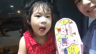 Lý Hải Minh Hà livestream cùng các con