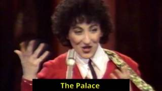 Comedian Marla Lukofsky on 'The Palace' with Jack Jones doing stand-up and singing.
