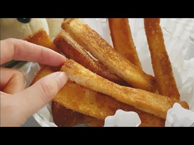 이렇게 하면 식빵요리 만렙