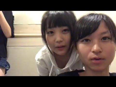 사토 미나미의 친구들과 노래방에서 미나미의 피카츄!! (feat. 치바에리이) 180809 (Mai Homma ShowRoom)