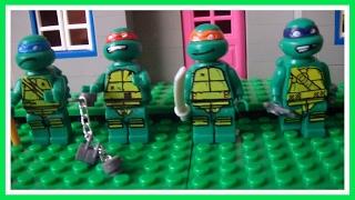 Lego Мультфільм Місто Х (10 серія)