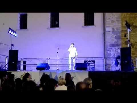 Marco Mengoni - Onde (Sondr Remix) (Alessio cover) Limone Piemonte 26.8.17