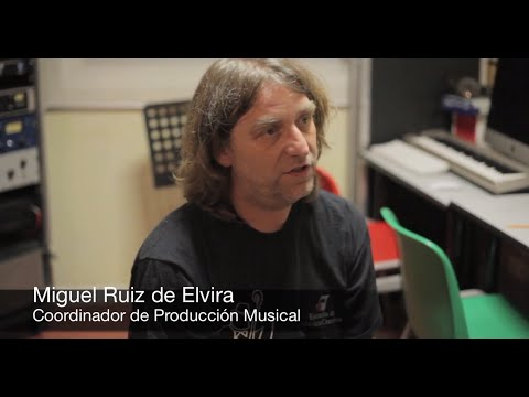 Producción Musical en la Escuela de Música Creativa de Madrid
