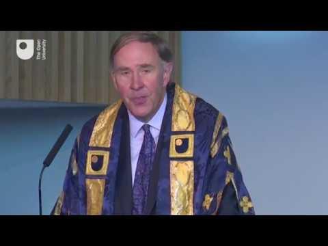 Dublin degree ceremony, Friday 28 April