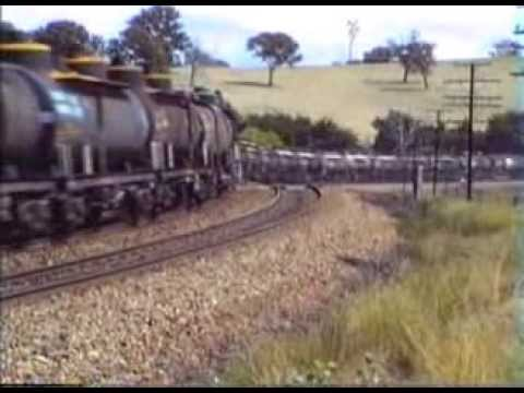 "Along The Lines Volume 55 - ""Dubbo Oil Train"" (March 1994)"