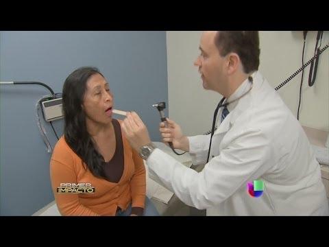 Los síntomas de una influenza agresiva - Primer Impacto