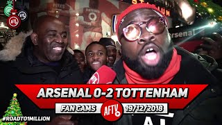 Arsenal 0-2 Tottenham | Iwobi Was The Best Player On The Pitch!! (Kelechi Rant)