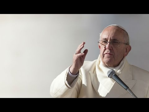 Pope Francis' special message for World Day of Peace HD