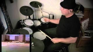 Miami Vice TV Show Theme (Drum Cover)