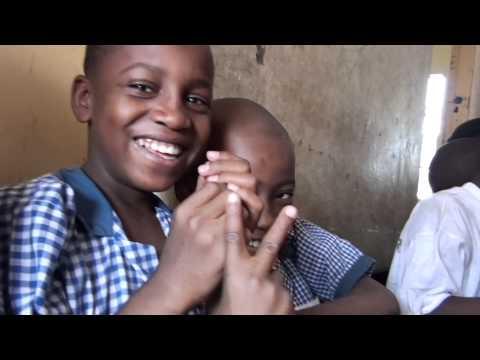 London Corner School, Serrekunda, The Gambia