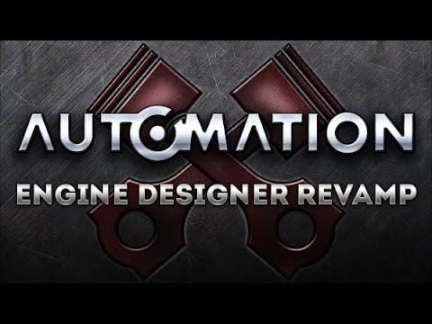 Future Engine Designer Revamp Discussion
