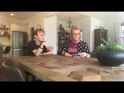 Happy Hour with Jenn and Jakob [At Home With Autism]