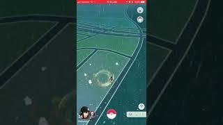 Pokémon go random sparks! What is going on?