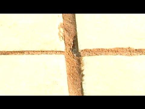 How Do I Repair a Crack in Tile Grout? : Ceramic Tile Repair