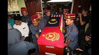 [LIVE] Jenazah Allahyarham Muhammad Adib tiba di Kg Tebangau, Kuala Kedah
