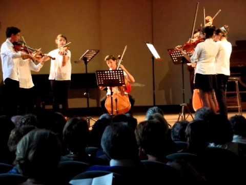 conservatorio Giuseppe Verdi di Torino -  MITO 15 settembre 2015