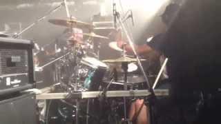 【ドラム】Meshuggah - WAR (live drum cover)法政大学音楽企画倶楽部【叩いてみた】