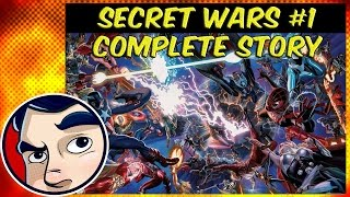 "Secret Wars Part 1 ""The End"" - InComplete Story"