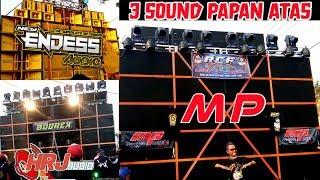 "Download Tiga Sound System Glerr Mening ""HRJ, ENDES, MP Mustika Pro"" KARNAVAL KARANGANYAR 2019."