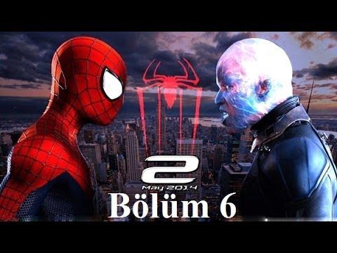 The Amazing Spiderman 2 - Bölüm 6 - Oyun İçinde Oyun [Türkçe]