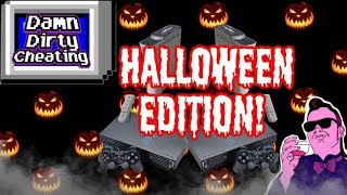 Strangest Halloween Cheats And Extras In Games: DDC
