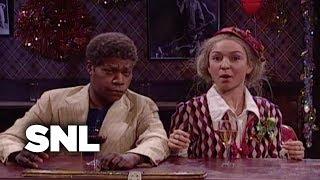 Christmas Eve Drunks - SNL