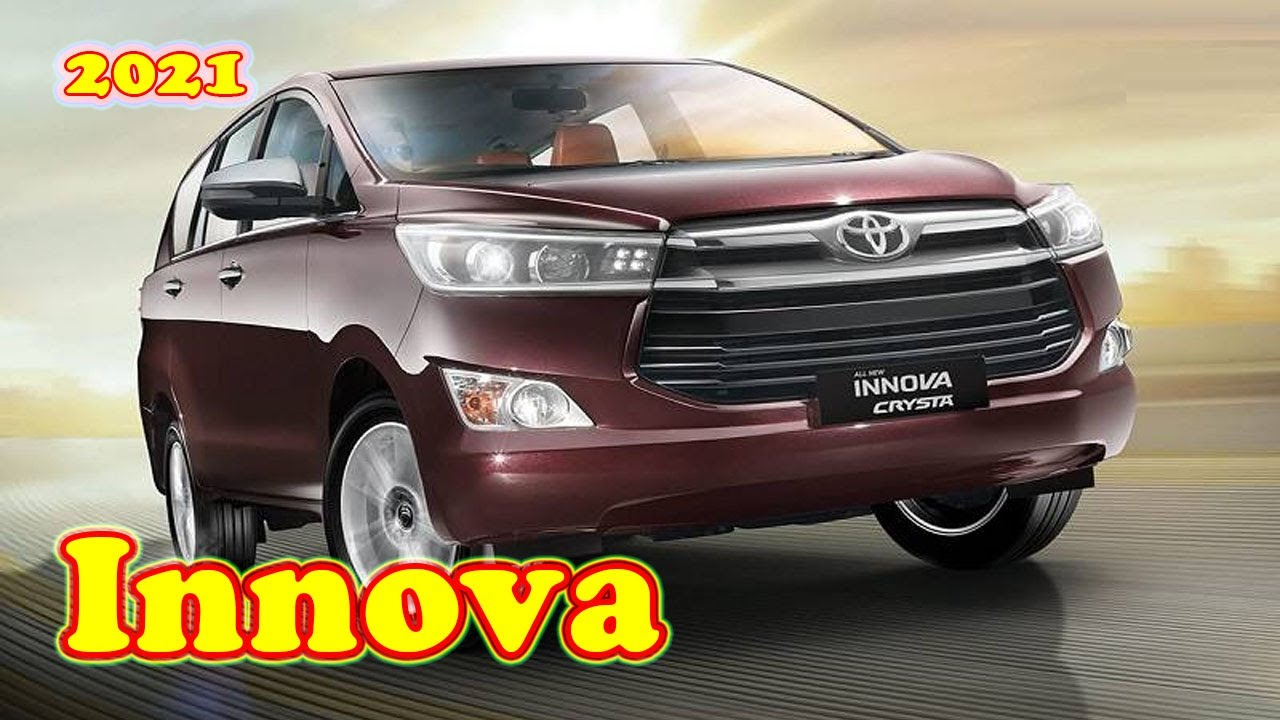 2021 Toyota Innova Crysta 2021 Toyota Innova Philippines 2021 Toyota Innova Crysta Facelift Youtube