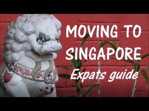 Living and working in Singapore - expats guide to Singapore