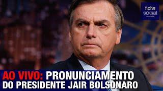 AO VIVO: PRONUNCIAMENTO DE BOLSONARO - LIVE DE 14/11/2019 - NOVO PARTIDO, ALIANÇA, BRICS, PSL