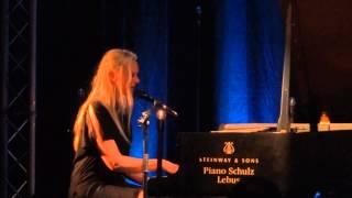 Susanna - Helge Sten - Fredrik Wallumrød  29.05.2014 Jazz in E. Eberswalde 2/3