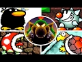 Yoshi's Island - All Bosses (No Damage)