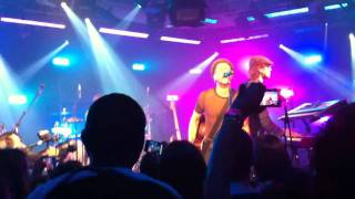 Good Life - OneRepublic iheartradio Private Show