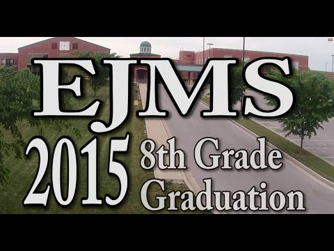 2015 EJMS 8th Grade Graduation - East Jessamine Middle School