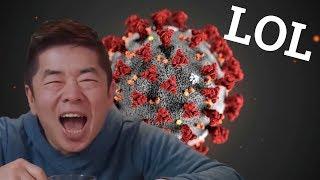 Шутки во время чумы Коронавирус породил мемы и анекдоты