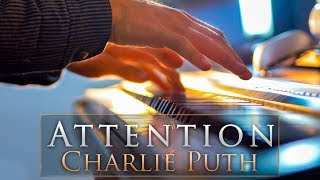 Charlie Puth - Attention  by David Solis