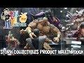 Storm Collectibles Product Walkthrough at New York Toy Fair 2018 - Mortal Kombat and More!