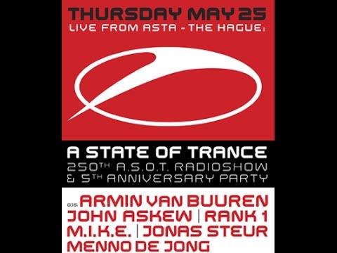 Armin van Buuren - A State of Trance 250 XXL (25.05.2006)
