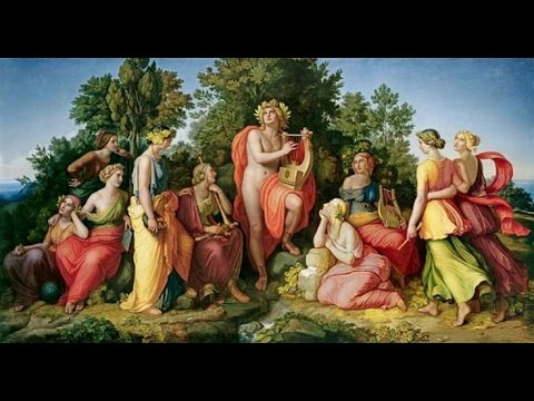 What did the Music of the Ancient Greek Muses sound like?