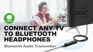 How to pair bluetooth headphones to bluetooth transmitter?| ugreen