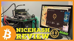 NiceHash Review 2020 | Buy and Sell Mining Hashpower | Hack | 51% Attacks