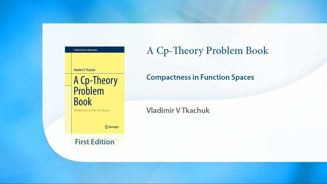 A Cp-Theory Problem Book: Compactness in Function Spaces