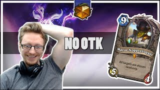 Hearthstone: No OTK For You