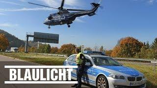 Bundespolizei geht mit Puma auf Schmuggler-Jagd - Großeinsatz an der Grenze