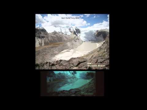 Peru Night 2013: Glaciers, Water & People