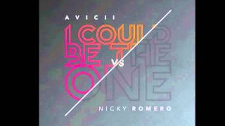Avicii vs Nicky Romero - I Could Be The One (Nicktim) Original Mix
