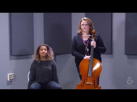 Selecting the Right Size Violin, Viola, and Cello For Your Student