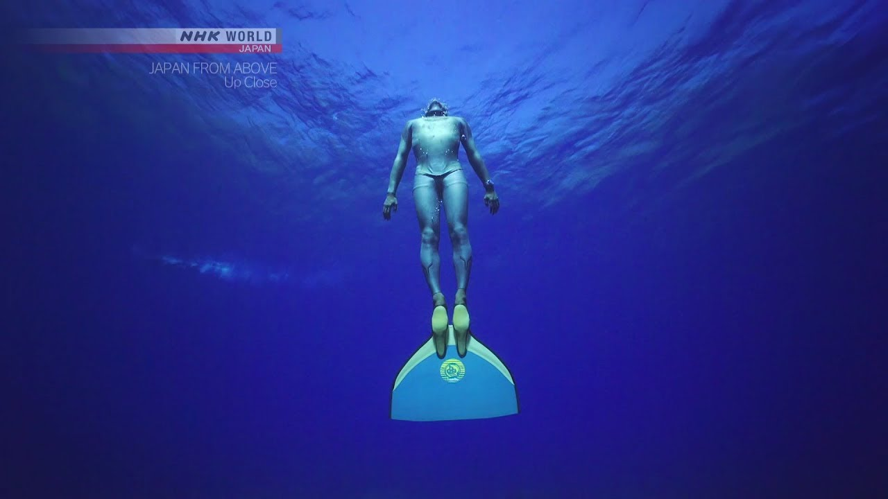 Photo of Deep Diving [Okinawa] – JAPAN FROM ABOVE: UP CLOSE – video
