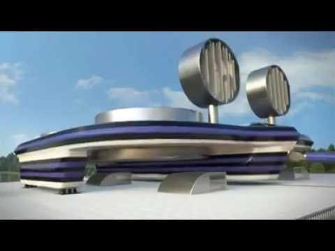 Future Transportation Ship