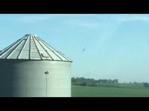 Crop dusting Nebraska